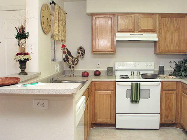 Kitchen at Listing #140735