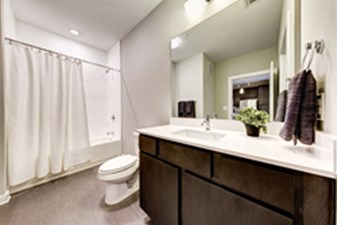 Bathroom at Listing #251151