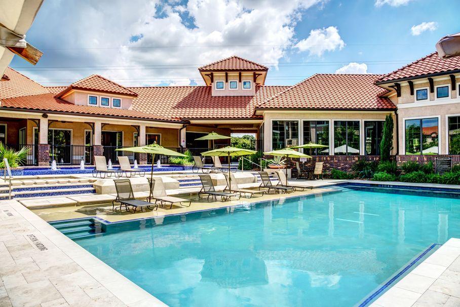 Pool at Listing #151937