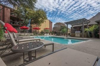 Pool at Listing #140543