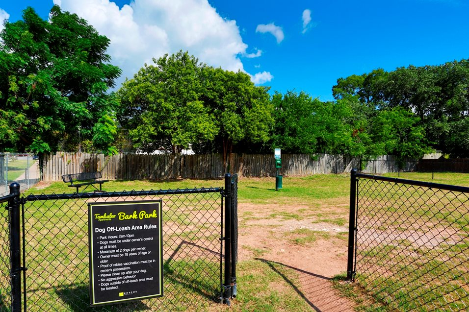 Dog Park at Listing #211461