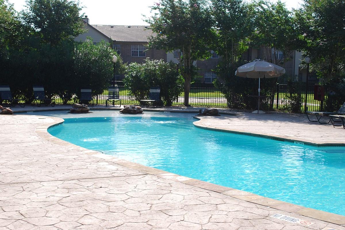 Pool at Listing #138689