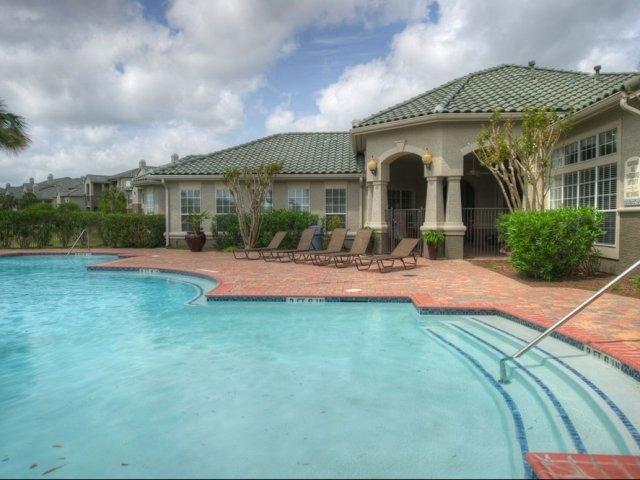 Pool at Listing #138275