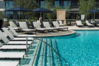 Pool at Listing #153563