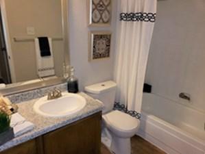 Bathroom at Listing #140414
