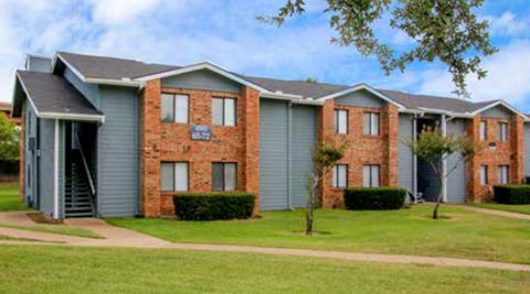 Water Ridge Apartments Irving TX