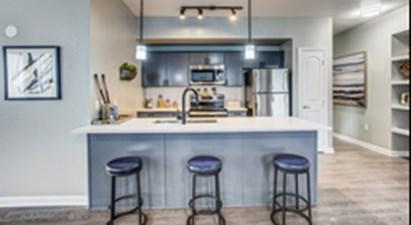 Kitchen at Listing #144608