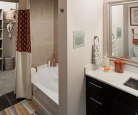 Bathroom at Listing #258896