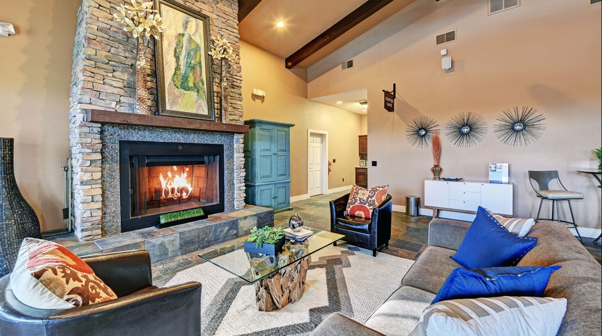 Clubhouse at Listing #144755