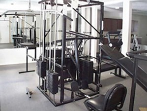 Fitness Center at Listing #139077
