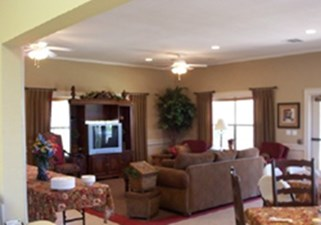 Living Room at Listing #147497