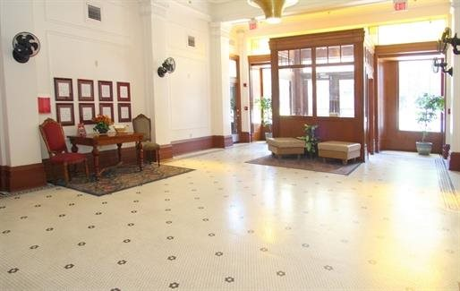 Lobby at Listing #141473