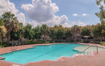 Pool at Listing #139222