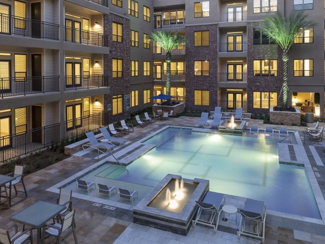 Pool at Listing #231048