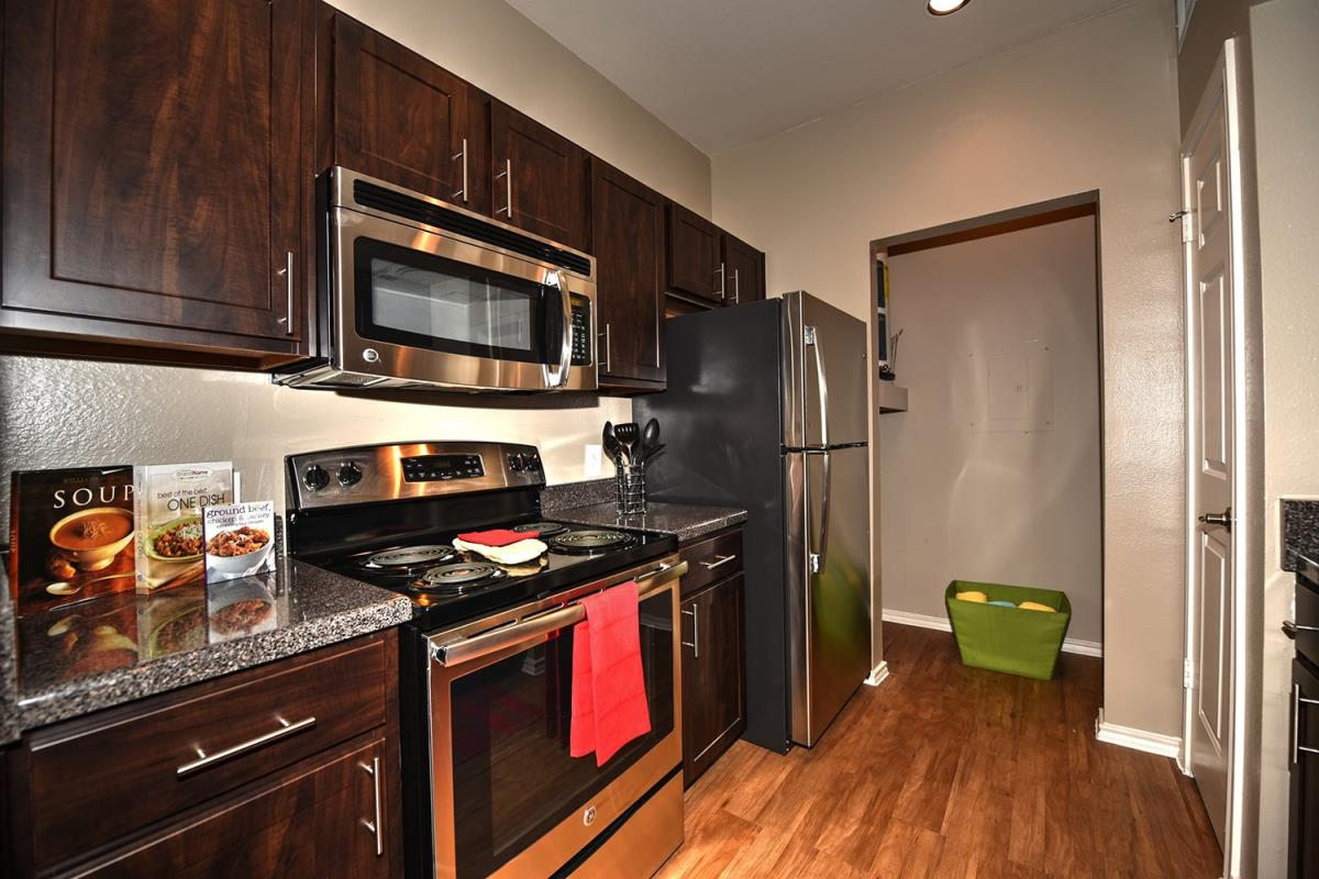 Kitchen at Listing #141311