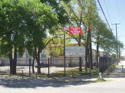 Cornerstone Apartments Dallas TX