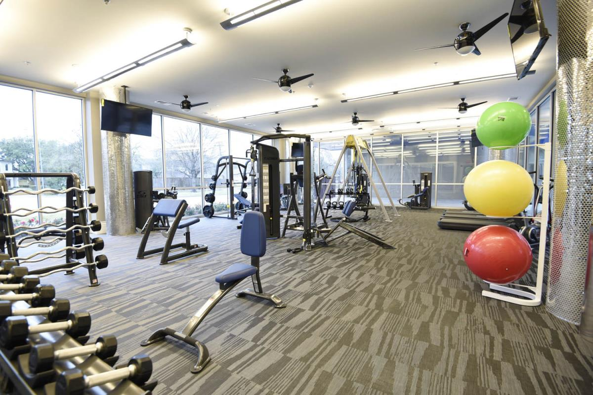 Fitness at Listing #243458