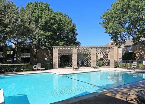 Pool at Listing #136791