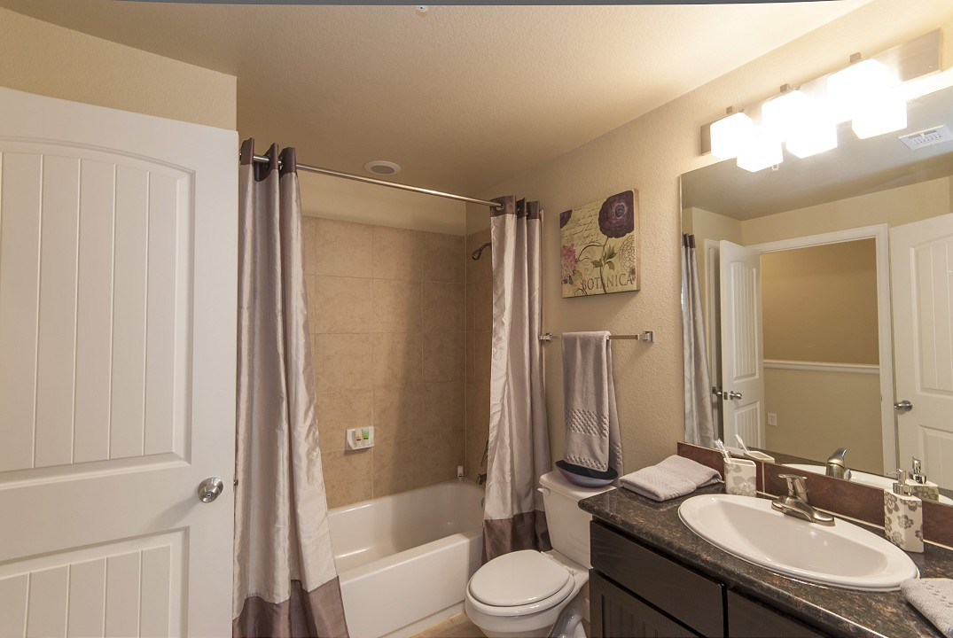 Bathroom at Listing #243556