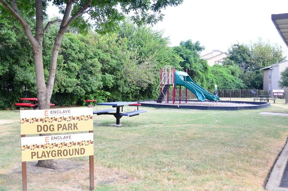 Playground at Listing #135896
