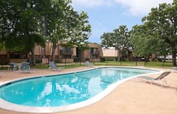 Pool at Listing #137739