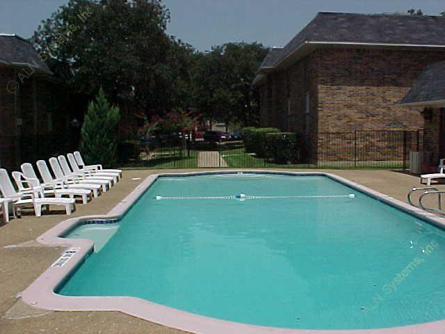 Pool Area at Listing #137512