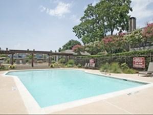 Pool at Listing #135625
