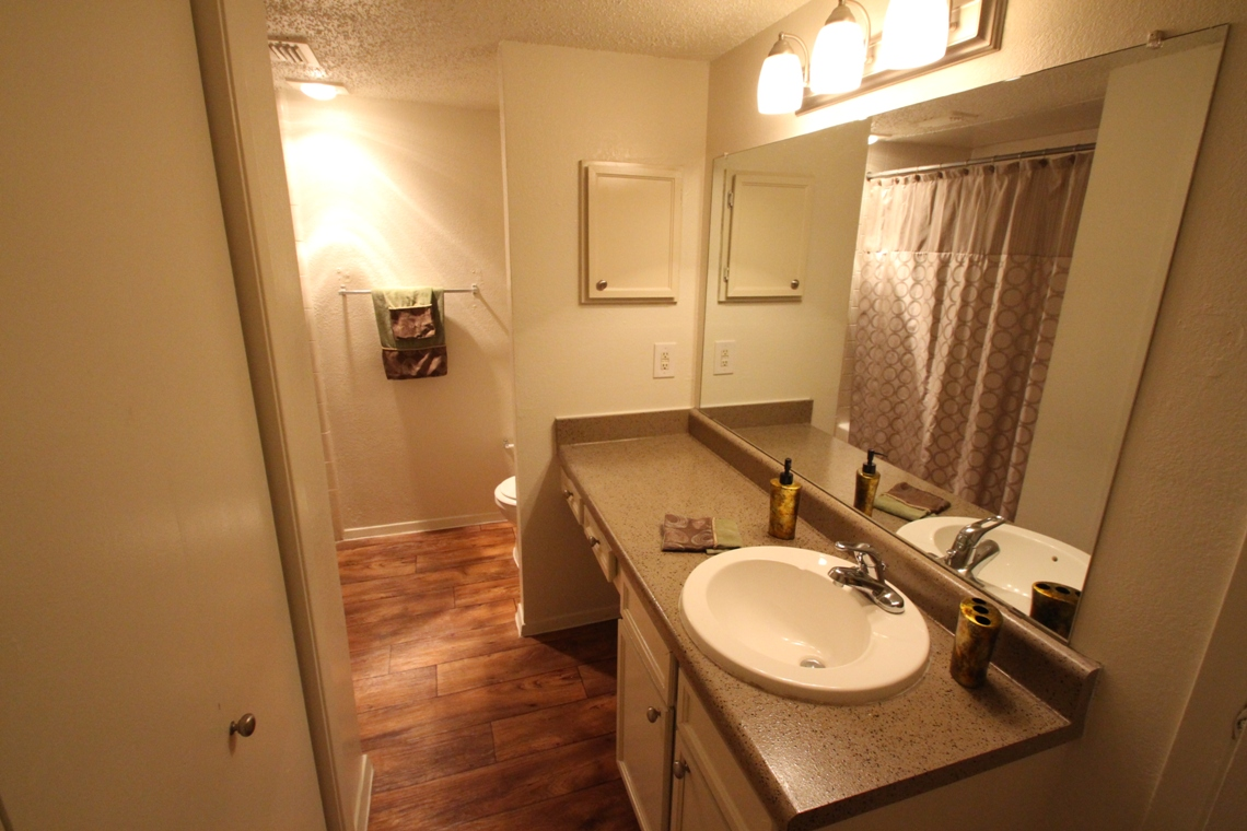 Bathroom at Listing #136280