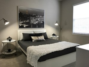 Bedroom at Listing #138885