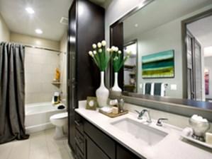 Bathroom at Listing #155008
