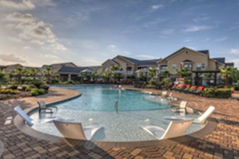 Pool at Listing #235634