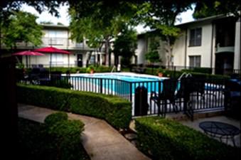 Pool at Listing #144576