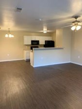 Living/Dining at Listing #138994