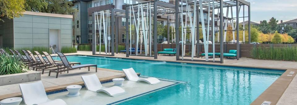 Pool at Listing #245846