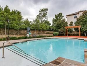 Pool at Listing #138160