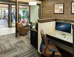 Business Center at Listing #236586