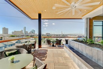 Rooftop Deck at Listing #303032