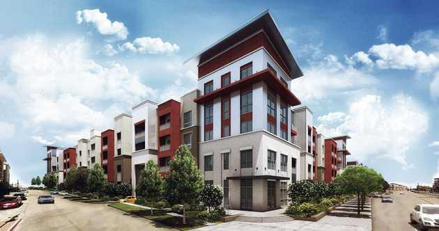 Jefferson Las Co Apartments Irving, TX