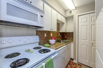 Kitchen at Listing #139588