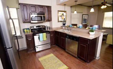 Kitchen at Listing #235816