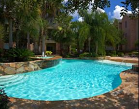 Pool at Listing #138358
