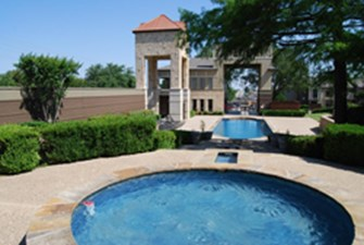 Hot Tub at Listing #135631