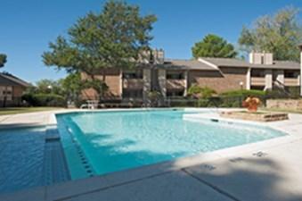 Pool at Listing #136019