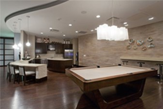Gameroom at Listing #147062