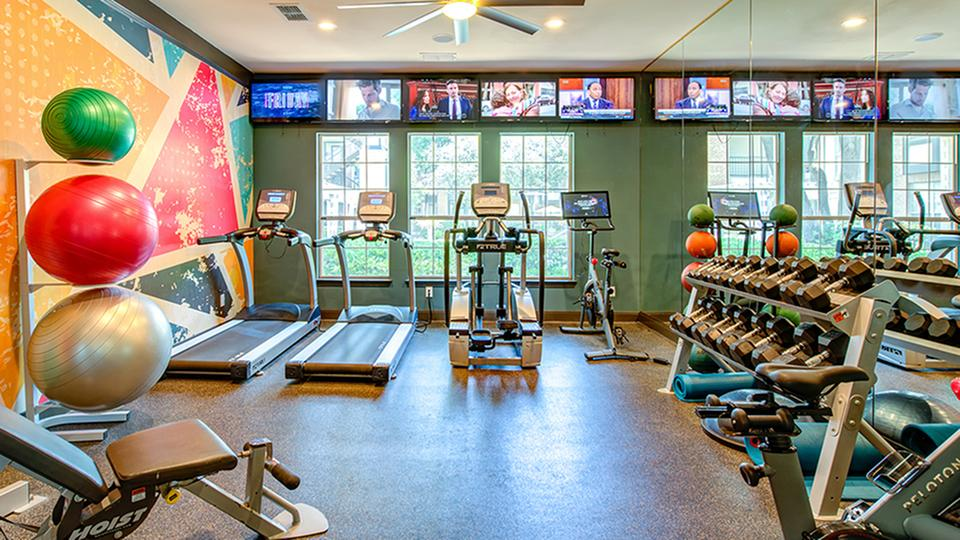 Fitness at Listing #136690