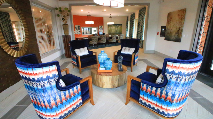 Lounge at Listing #248848