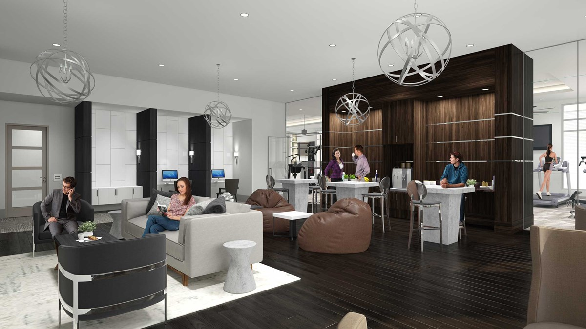 Lounge at Listing #270549