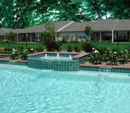 Pool at Listing #139317