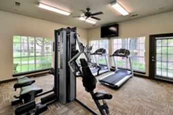 Fitness Center at Listing #137024