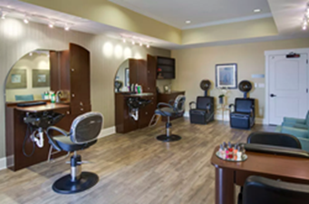 Salon at Listing #292399